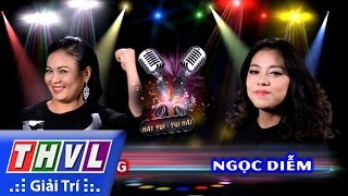 THVL | Hát vui - Vui hát - Tập 1 | Vòng Song đấu: Bích Hằng - Ngọc Diễm