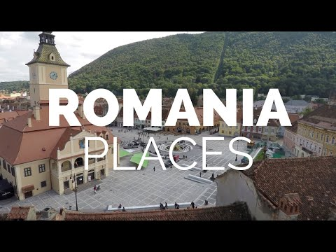10 Best Places to Visit in Romania - Travel Video