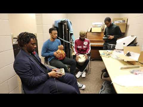 Electric Kalimba Jam by Morehouse Music Majors