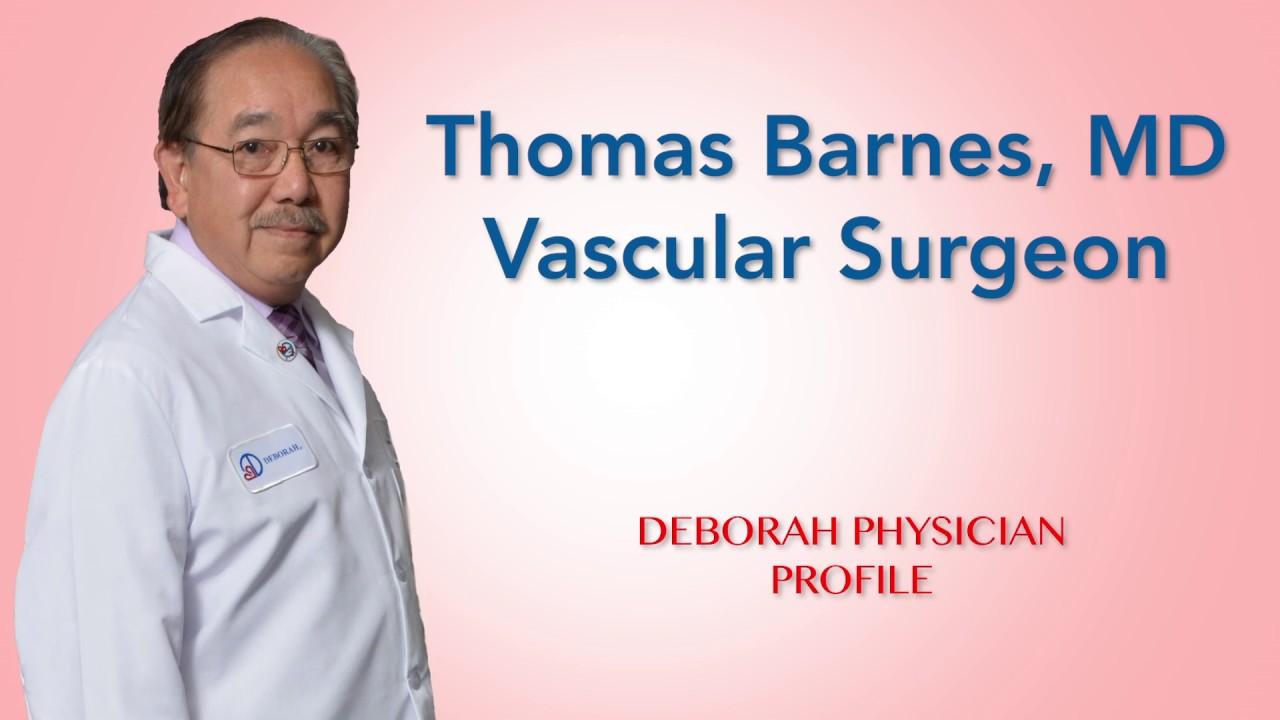 Meet Thomas Barnes, MD