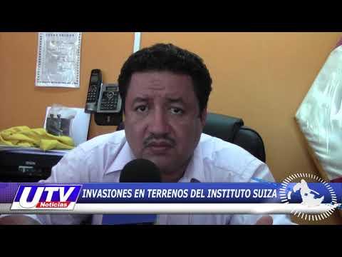PUCALLPA:  INVASIONES EN TERRENOS DEL INSTITUTO SUIZA