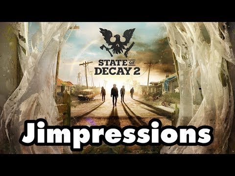 State Of Decay 2 – I'm Just Disappointed (Jimpressions) video thumbnail