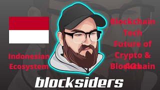 "Blockchain, Indonesian ecosystem,, & Future of Blockchain and Bitcoin w/ Pandu ""Pandu"" Sastrowardoyo"