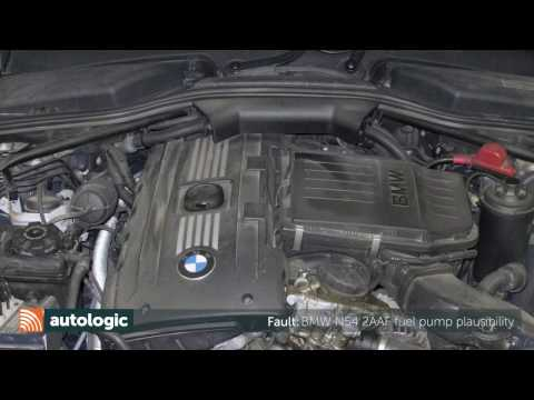 BMW E90 335 CEL 29E0 29E1 fuel mixture control - смотреть