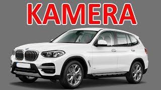 Rückfahrkamera nachrüsten I BMW X3 G01 Kamera einbauen