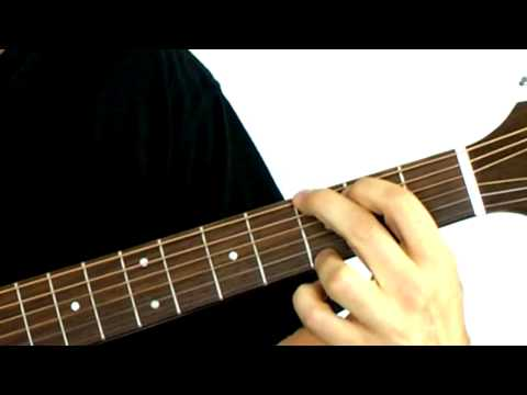 Beginning Guitar Chords 101 - Lesson #3 - Changing Chords
