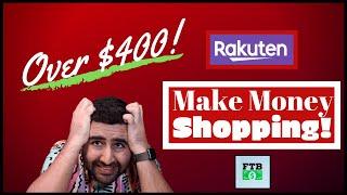 Get CASH back for shopping! - Rakuten (Ebates) Review