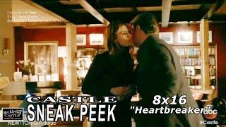 """Castle 8x16 Sneak Peek #2  """"Heartbreaker"""""""