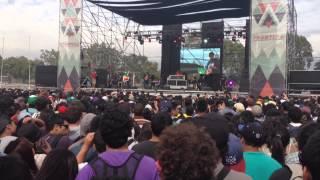 """TIRO DE GRACIA - """"Sombras Chinescas"""" En vivo en Festival Frontera (09-11-2013)"""