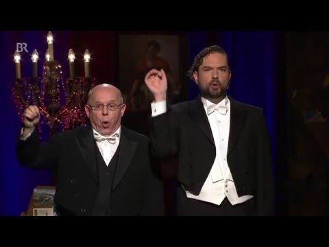Anton Leiss-Huber & Jürgen Kirner/ Ich reiß mir eine Wimper aus!/ Brettl-Sp. IV