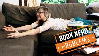Book Nerd Problems | Having Nothing To Read