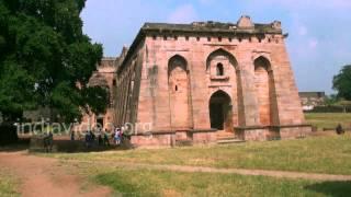 Jahaz Mahal or Ship Palace at Mandu