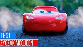 Test Zygzak McQueen ???? Samochód zdalnie sterowany -  Auta 3 - Dickie Toys