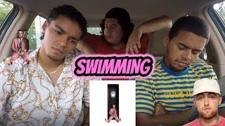 MAC MILLER - SWIMMING (FULL ALBUM) REACTION REVIEW