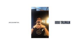1998 TRUMAN   BROCKHAMPTON