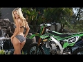 Jessica Harbour Pinup | TransWorld Motocross