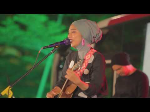Chiki Fawzi - Midnight Rainbow (MLDSPOT Stage Bus Jazz Tour 2018, Bekasi)