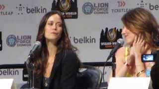ComicCon Wizard World Philadelphia 2013 - Panel Firefly #2