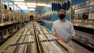 Vinyl Record Store Near Me - 606 Records in Pilsen / Chicago