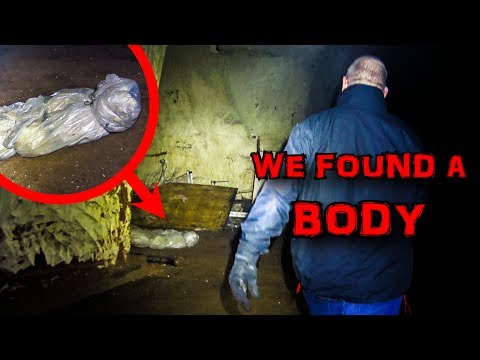 The Ouija Brothers Find Bodies At Drakelow Tunnels