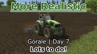 Gorale:Let's Play Farming Simulator 17 More Realistic!
