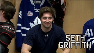 Seth Griffith takes the hot seat in the latest edition of Marlies 20 Questions