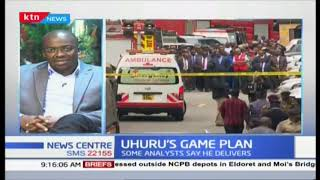 Power play as Dr. Fred Matiang\'i holds the \'fleshy parts of the government\'
