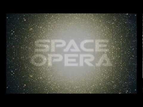 SPACE OPERA - Odisseias Fantásticas Além da Fronteira Final (book trailer)
