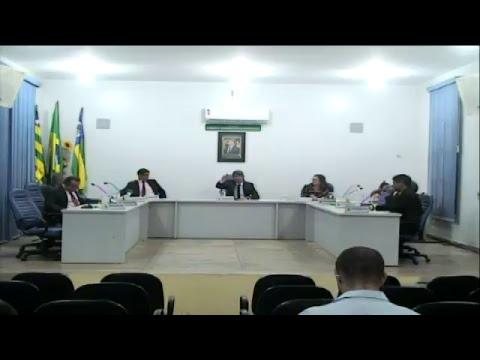Sessão Ordinária do dia 04/06/2018 Câmara Municipal de Barro Alto GO