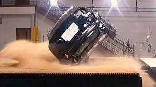 Почему Tesla Model X показала лучший результат на краш-тестах?