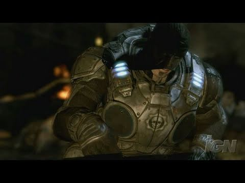 Gears of War II Xbox 360