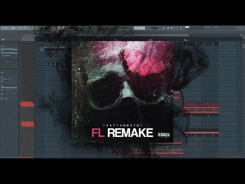 Illenium, Halsey - Without Me | Instrumental | FLP | Remake