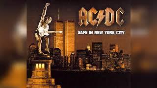 Safe In New York City (Español/Inglés) - AC/DC