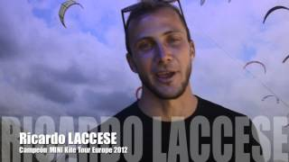preview picture of video 'MINI Kitesurf Tour Europe 2012: Castelldefels (Barcelona)'