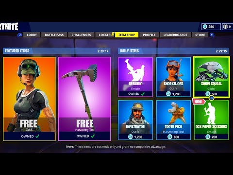 Tercer Pack De Twitch Prime Fortnite