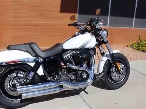 2017 Harley-Davidson Fat Bob in Kingman, Arizona