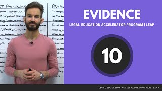 Best Evidence Rule or Original Document Rule (FRE 1001-1008) [LEAP Preview — Evidence: 10/14]