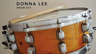 Donna Lee - Fast Jazz Bebop Drumless Backing Track (no drums)