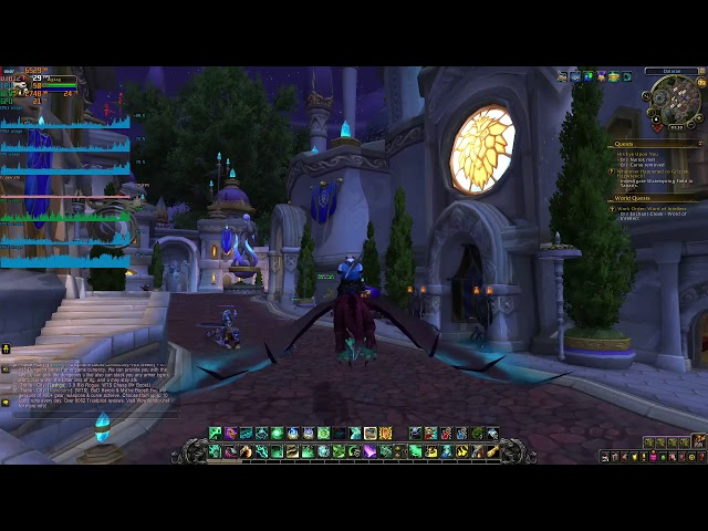 RkBlog :: Benchmarking and analyzing World of Warcraft