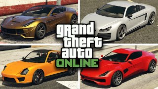 best cheap cars to customize in gta 5 online - TH-Clip