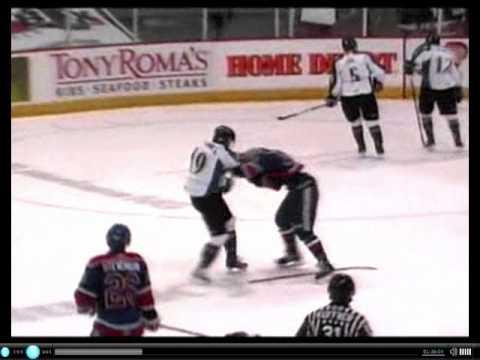 Michael Sagen vs. Drew Czerwonka
