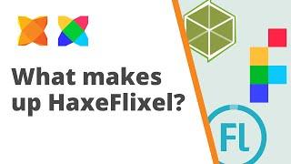 1. What make up HaxeFlixel? (Haxe, OpenFL, Lime, Flixel)