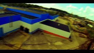 Filadelfia factoria claxurada FPV DRONE M
