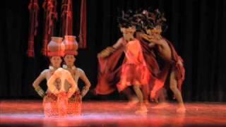 ECD Dance Company of the Philippines - CORDILLERA -Folk Dances as Signposts in Philippine History
