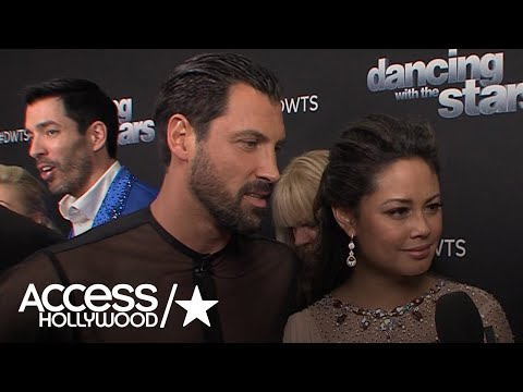 'DWTS': Maksim Chmerkovskiy & Vanessa Lachey On Returning Following Those Feud Rumors