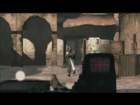 Видео № 0 из игры Blacksite (Б/У) [PS3]