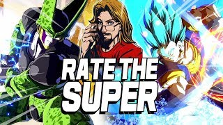 RATE THE SUPER: DragonBall FighterZ - Full Season One