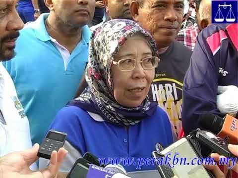 Flat First Garden MBI, Polis Laksanakan Tindakan  Datuk Rusnah Kassim