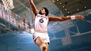 10 Greatest Julius Erving Moments