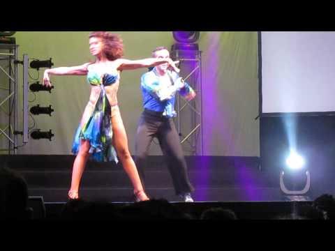 Franco & Lucia  - Benidorm Salsa Congress 2014-07-11